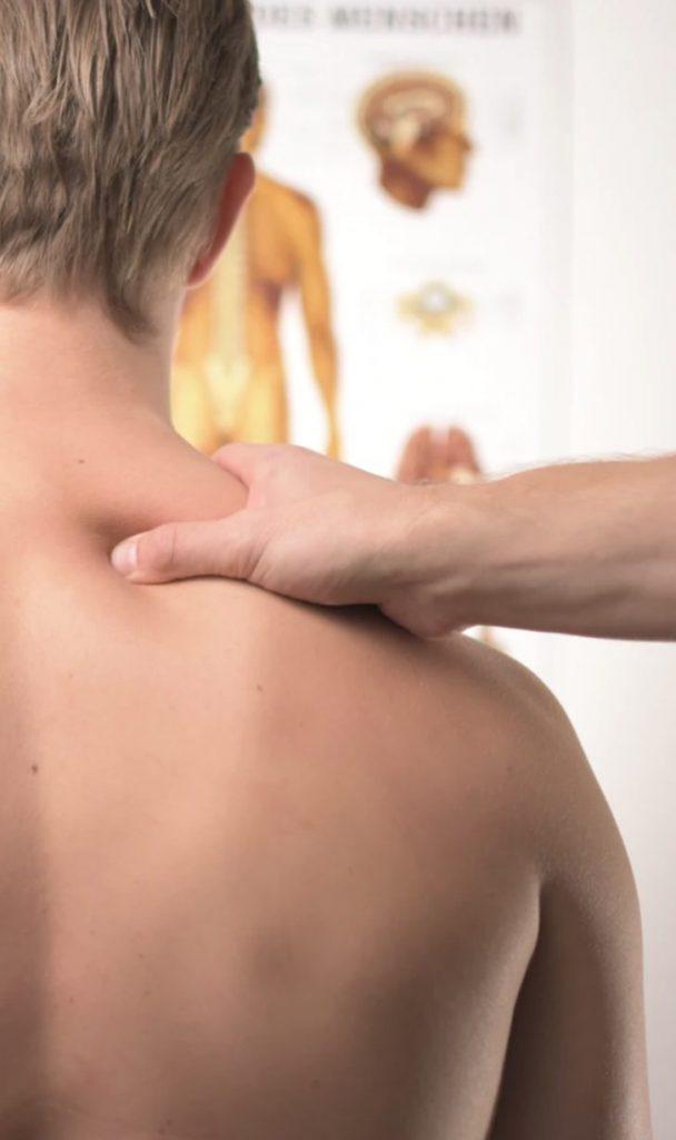 firma massage hjælper nakkesmerter rygsmerter